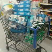 Photo taken at Walmart Supercenter by Kimberly P. on 6/13/2012