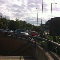 Photo taken at Hanger Lane Roundabout by D A. on 6/19/2011