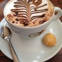 Photo taken at Café Girondino by Marcos F. on 6/2/2012