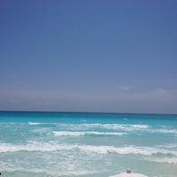 Photo taken at Forum Beach Club by Juan Manuel S. on 4/6/2012