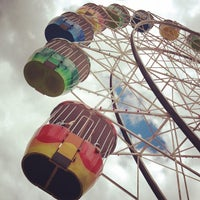 Photo taken at Luna Park by Kevin R. on 11/27/2011