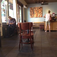 Photo taken at Starbucks by Aaron E. on 6/10/2012