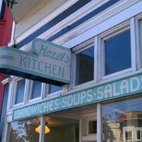 Photo taken at Hazel's Kitchen by Randy Q. on 9/5/2011