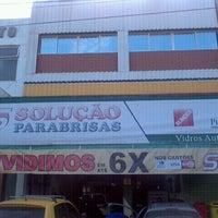 Photo taken at Solução Parabrisas by Rodrigo O. on 2/1/2012