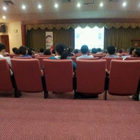 Photo taken at Dewan Seminar PUSAKA by Ana M. on 6/14/2012