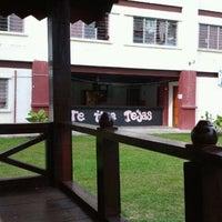 Photo taken at Kolej Tun Teja by Aisyah M. on 1/29/2012