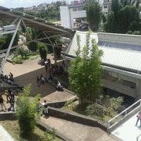 Photo taken at Facultad de Ciencias Administrativas y Sociales by Candy C. on 8/27/2012