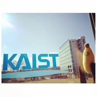 Photo taken at KAIST by Yoon M. on 2/7/2012