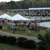 Photo taken at Fish Tales Lakeside Grille by Kimberly M. on 3/31/2012
