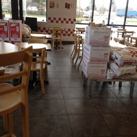 Photo taken at Five Guys by Jeff T. on 12/7/2011