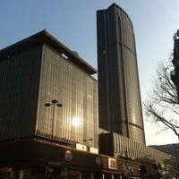 Photo taken at Galeries Lafayette Montparnasse by Valer M. on 3/24/2012