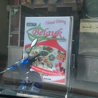 Photo taken at Restoran Belauk by Sophy Sufian S. on 9/29/2011