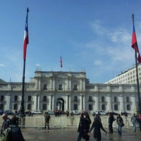 Photo taken at Plaza de la Constitución by Martina Y. on 10/14/2011