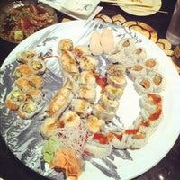 Photo taken at Teak Thai Cuisine & Sushi Bar by Brian N. on 2/15/2012