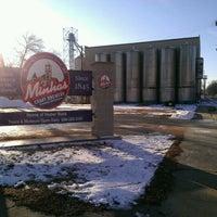 Photo taken at Minhas Craft Brewery by Amanda L. on 12/18/2011