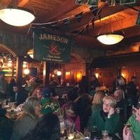 Photo taken at Trinity Three Irish Pubs by Brennan S. on 3/12/2011