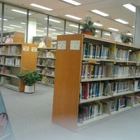 Photo taken at Tsing Yi Public Library 青衣公共圖書館 by Lisa W. on 4/5/2012