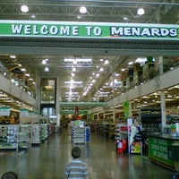 Photo taken at Menards by Christina G. on 9/4/2012