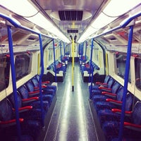 Photo taken at Heathrow Airport Terminals 1, 2 & 3 London Underground Station by Anil P. on 11/3/2011