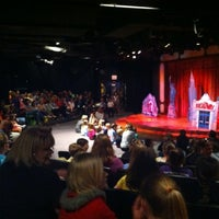 Photo taken at Coterie Theatre by Michael E. on 4/18/2012