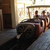 Photo taken at The Barnstormer by Ann-Mary on 8/20/2012