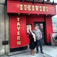 Photo taken at Bukowski Tavern by Erin L. on 3/9/2012