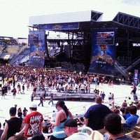 Photo taken at Rock On The Range by Doug S. on 5/21/2011