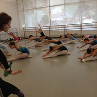 Photo taken at The Ailey Studios (Alvin Ailey American Dance Theater) by Allison on 8/18/2012