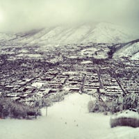 Photo taken at Aspen Mountain by Dave A. on 4/15/2012