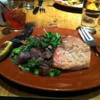 Photo taken at Charro Restaurante by Sean C. on 11/12/2011