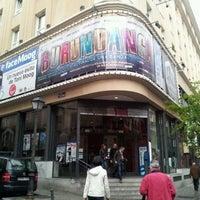 Photo taken at Teatro Maravillas by Fermin N. on 4/27/2012