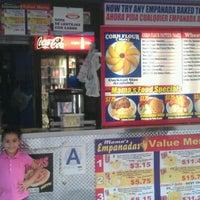 Photo taken at Mama's Empanadas by Isis on 9/26/2011