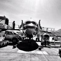 Photo taken at Aeropuerto Cabo San Lucas (MMSL) by Pete P. on 4/27/2012