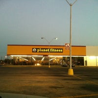 Photo taken at Planet Fitness by Trina on 9/5/2011