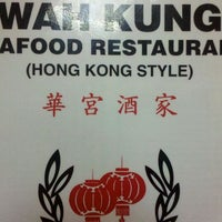 """Photo taken at Wah Kung Chinese Restaurant by Sammycelli """"TB-6499"""" T. on 1/14/2012"""