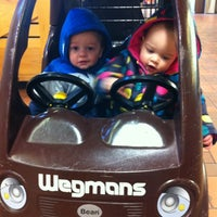 Photo taken at Wegmans by Michele G. on 12/12/2011