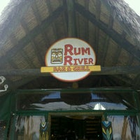 Photo taken at Rum River Tiki by Shawn M. on 10/29/2011