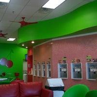 Photo taken at CherryBerry Yogurt Bar by Jon W. on 8/14/2011