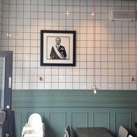 Photo taken at Kaffeverket by Evi G. on 8/22/2012