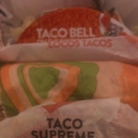 Photo taken at Taco Bell by Kevin D. on 3/21/2012