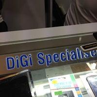 Photo taken at DiGi Center by GieGie on 7/4/2012