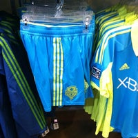 Photo taken at The Pro Shop at CenturyLink Field by Evan M. on 3/15/2012