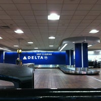 Photo taken at Terminal D (Delta Terminal) by Maia on 5/9/2012