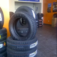 Photo taken at Master Tire by Mirza Mushtaq B. on 12/29/2011