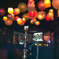 Photo taken at Pasha Lounge by Alejandra W. on 12/8/2011