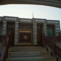 Photo taken at Safari Villas III masjid by Syed. A. N. on 11/19/2011