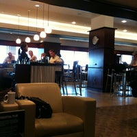 Photo taken at Terminal B by Ray T. on 10/14/2011