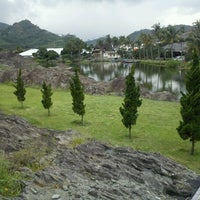 Photo taken at Kampung Batu Malakasari by See D. on 12/11/2011