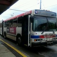 """Photo taken at SEPTA 69th Street Transportation Center by DaShawn """"NovaBus"""" C. on 7/14/2012"""