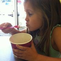Photo taken at Menchie's Frozen Yogurt by pat f. on 9/9/2012